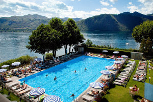 Piemont: Hotel Approdo am Ortasee